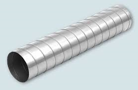 HVAC Residential Air Distribution Products Round Pipe & Fittings